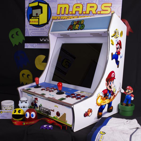 TableTop Arcade | Mini Arcade Systems